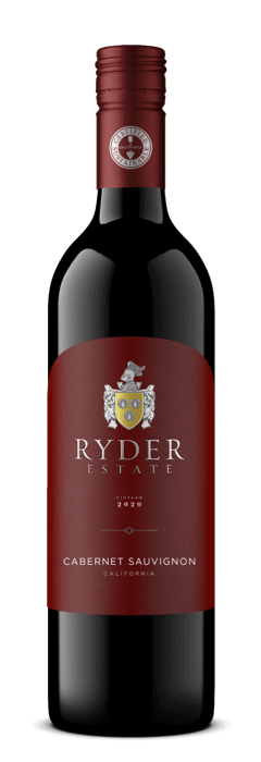 Ryder Estate Cabernet Sauvignon bottle