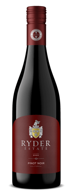 Ryder Estate Pinot Noir wine bottle